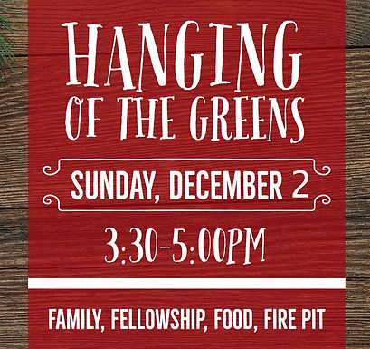 Hanging of the Greens | December 2