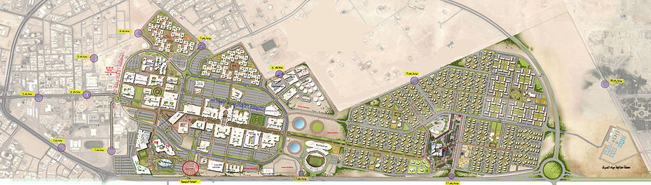 King Faisal University Projects KFU مشاريع جامعة الملك فيصل