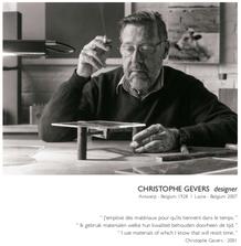 Christophe Gevers | Designer