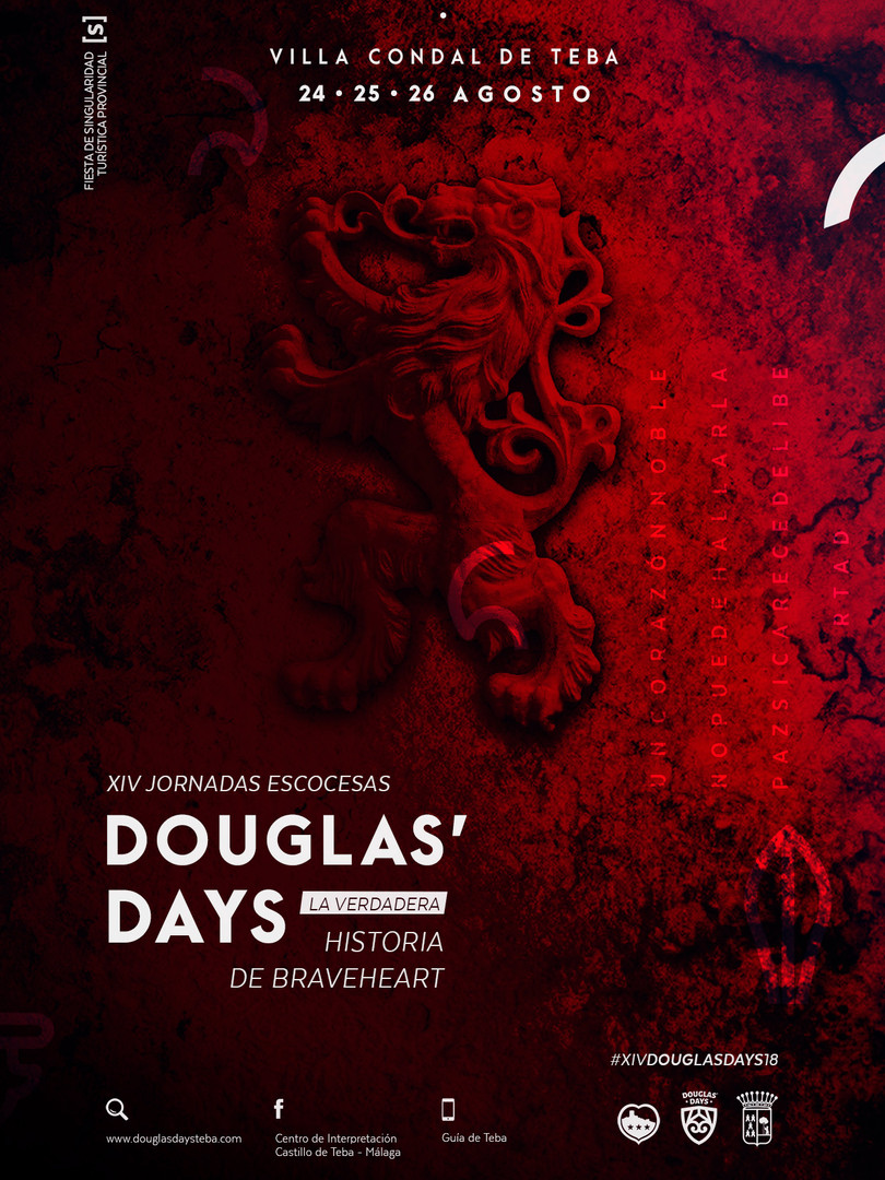 2018. Cartel Douglas' Days
