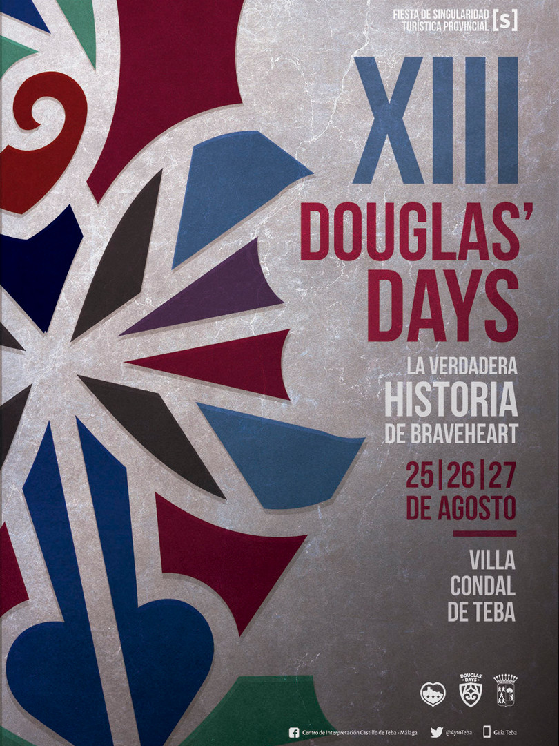 2017. Cartel Douglas' Days