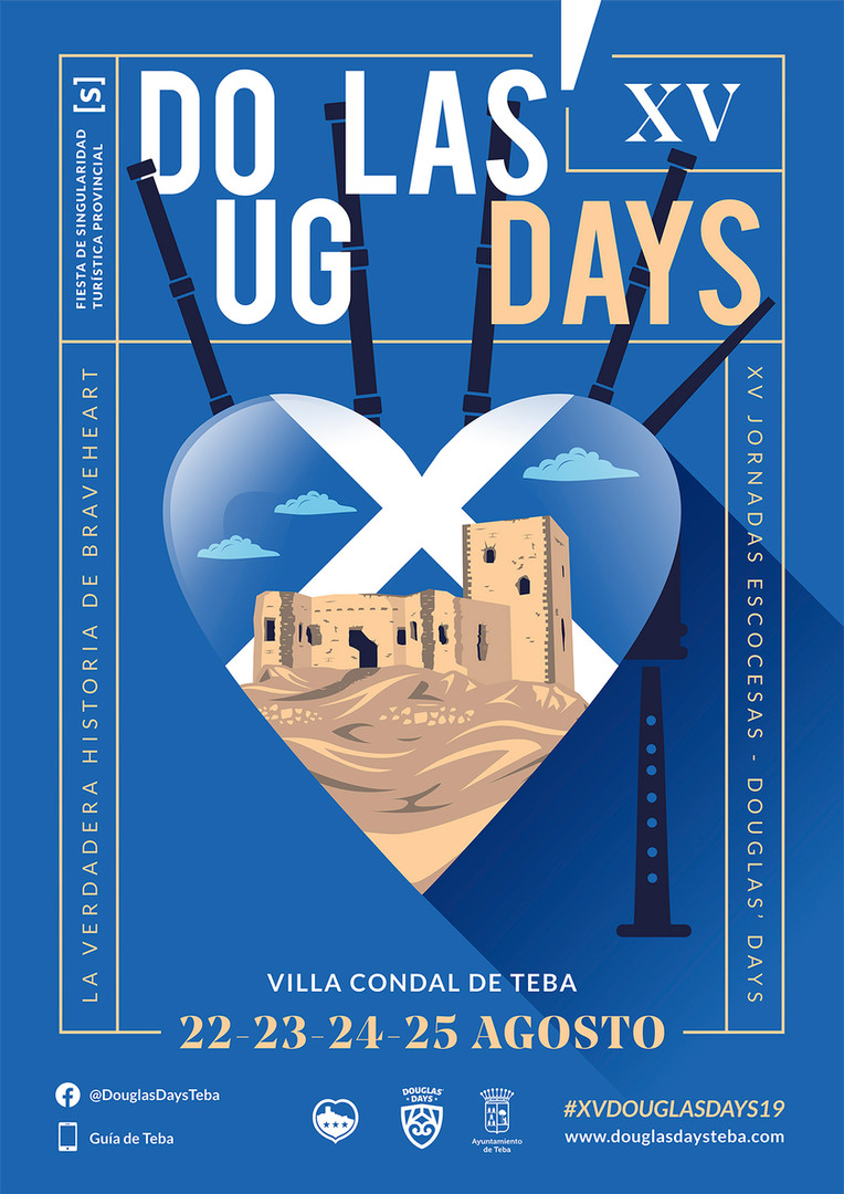 00_Cartel Douglas' Days 2019