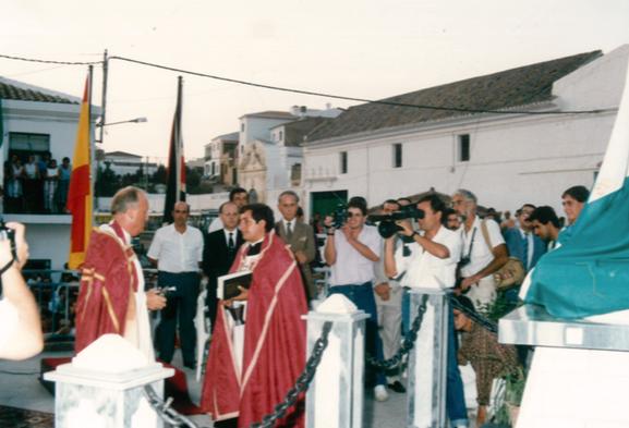 NOTICIAS. 30 aniversario hermanamiento Teba y Melrose