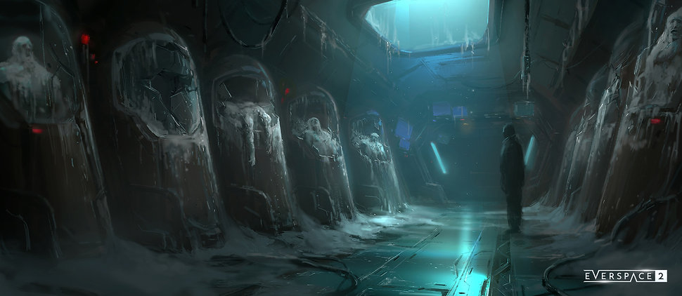 EVERSPACE concept art