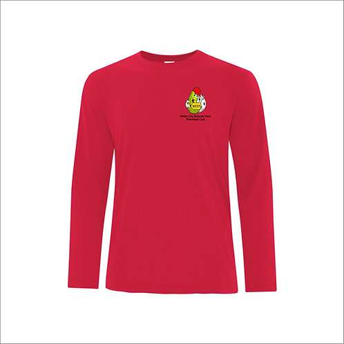 WCEP Unisex Wicking Long Sleeve Shirt