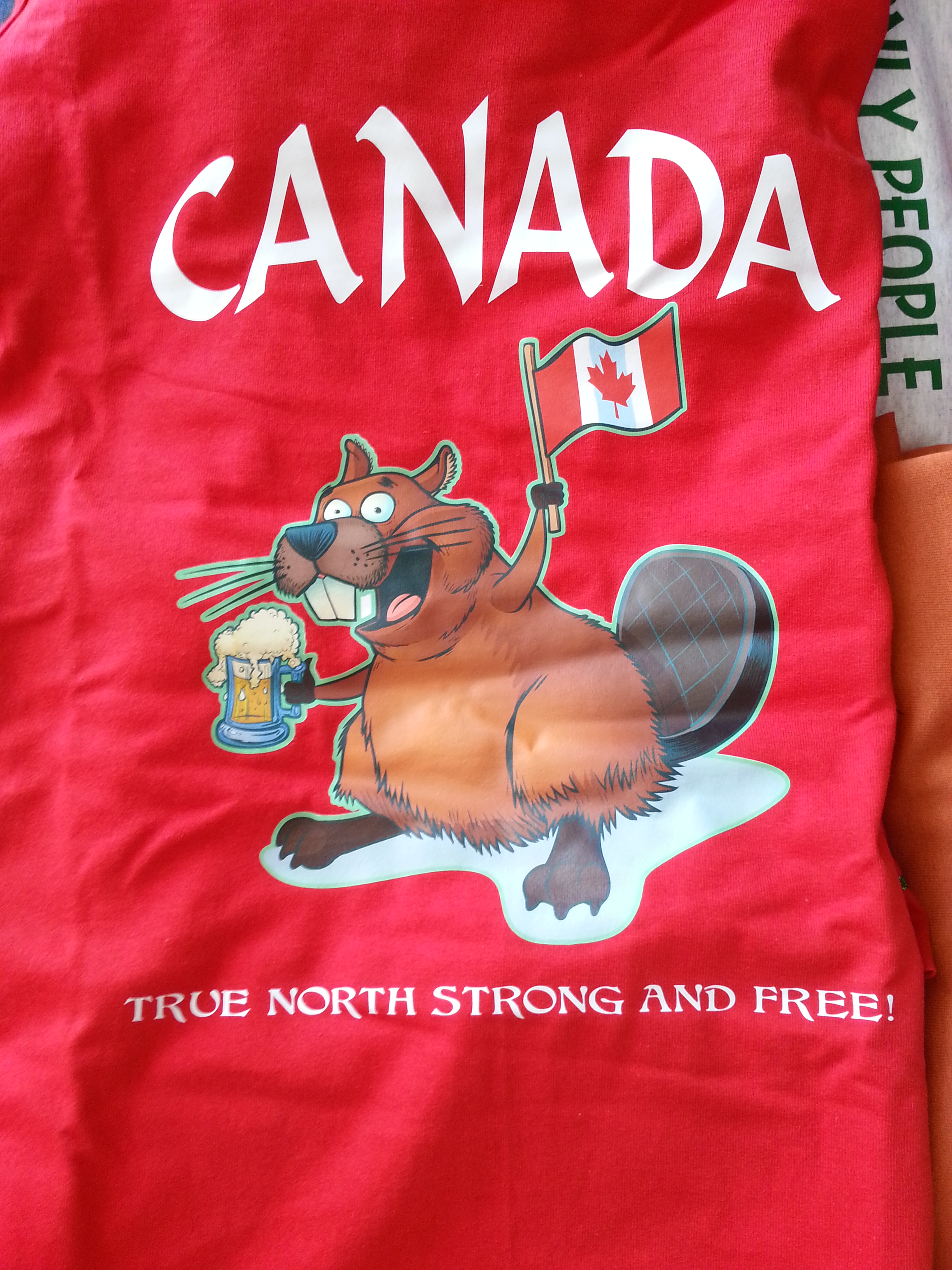 Canada Day Shirts or Tanks