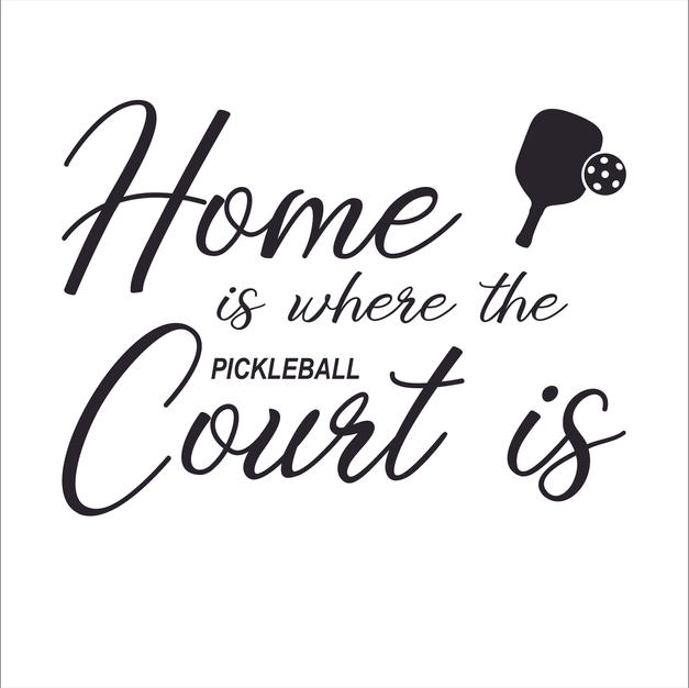 Home is Where the Court is