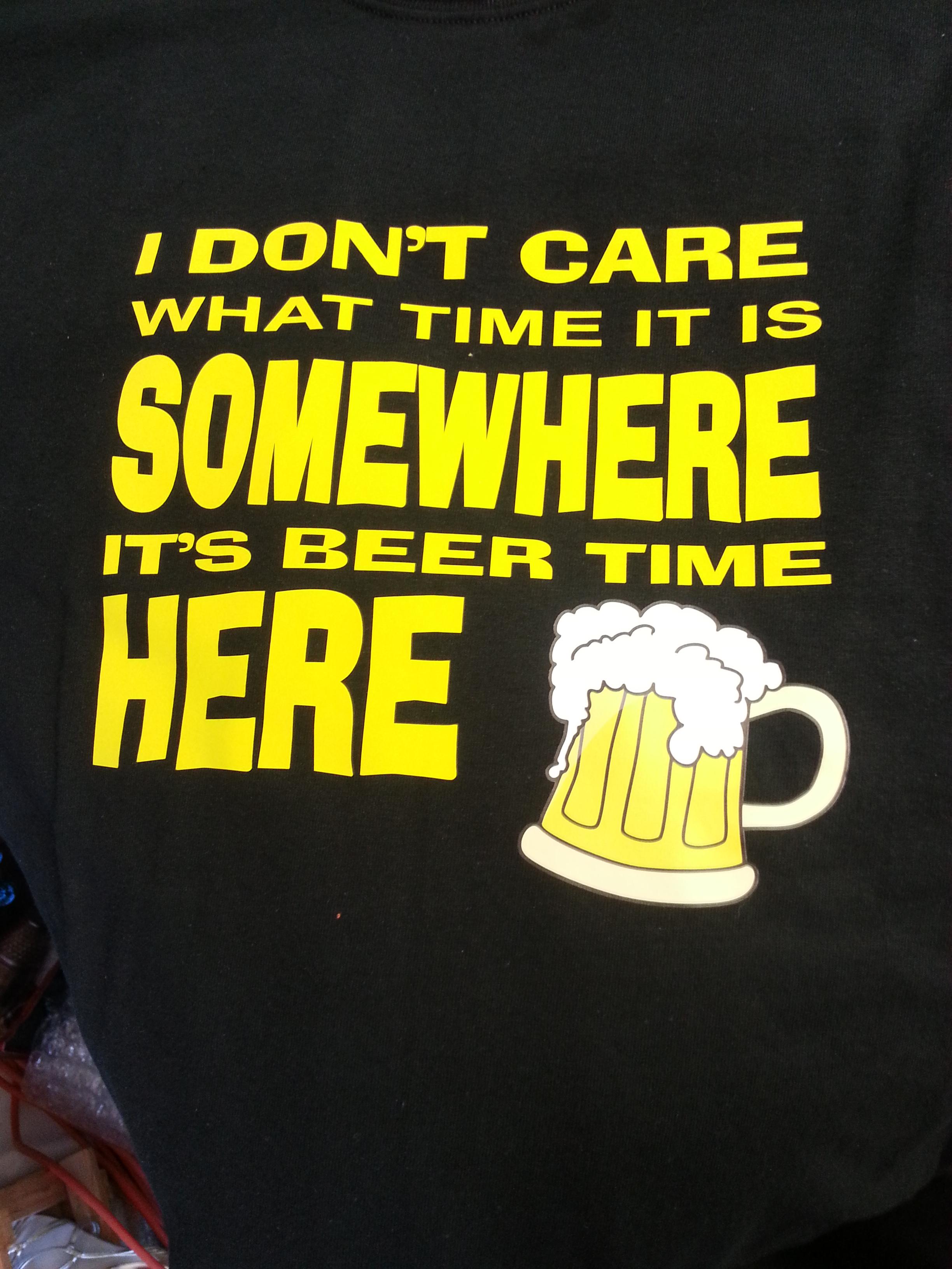 Beer Time!