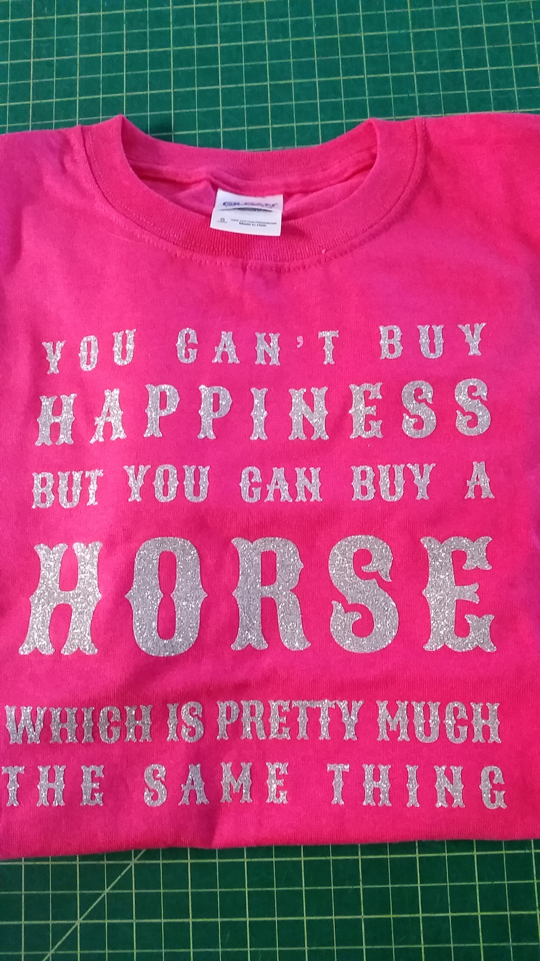 Can't buy Happiness