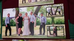 Photo prints on canvas