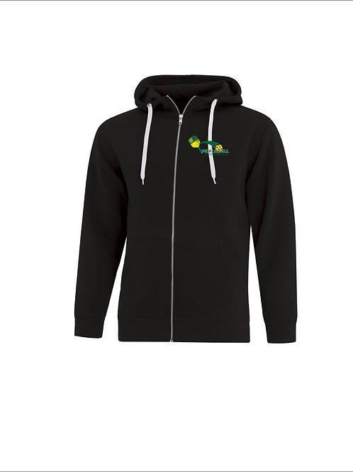 Pickleball Saskatchewan Inc. - Full Zip Hooded Sweatshirt
