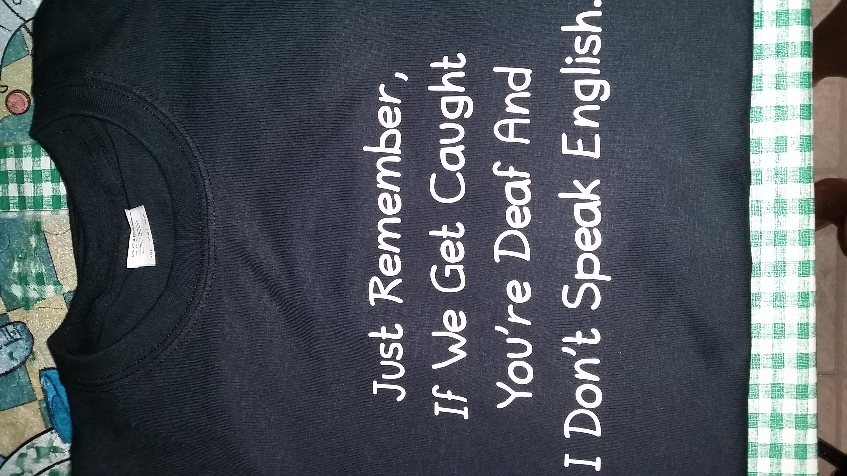 Gildan cotton t-shirts