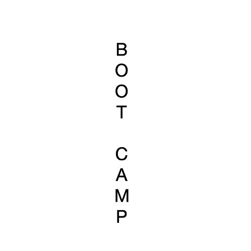 Boot Camp - vertical