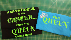 His and hers shirts