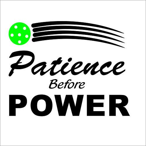 DIY Patience Over Power in Classic Vinyl