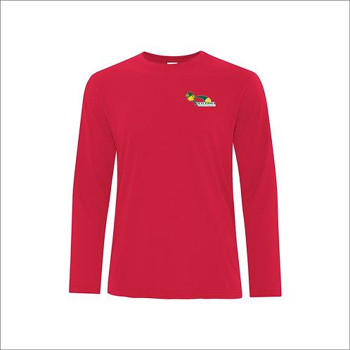 Pickleball Saskatchewan Inc. - Moisture wicking Long Sleeve shirt