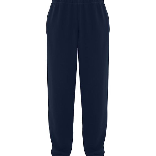 DIY Fleece Sweatpants with front pockets