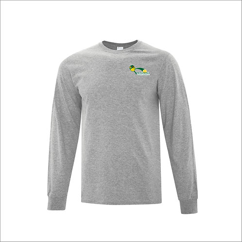 Pickleball Saskatchewan Inc. - Cotton Long sleeve shirt