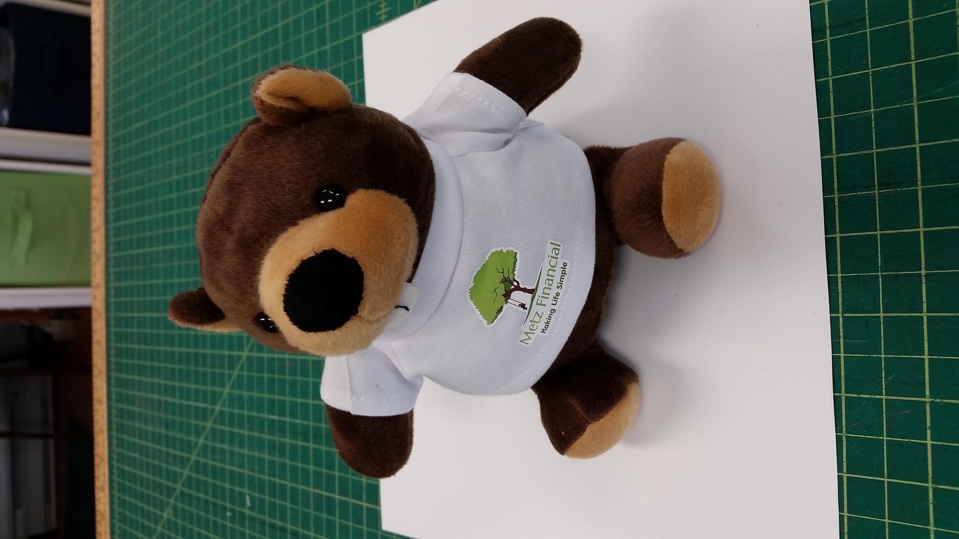 Promo teddy bears