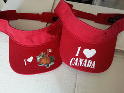 Canada Hats!