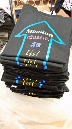 Group t-shirts