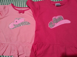 Children t-shirts, toddler and youth