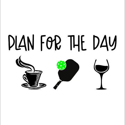 DIY Plan for the Day in Classic vinyl