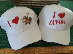More Canada Hats!