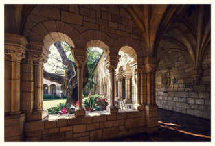 Spanish Monastery St Bernard De Clairvaux