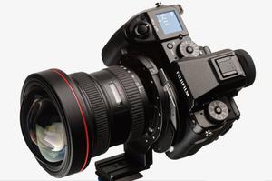 Fujifilm GFX50