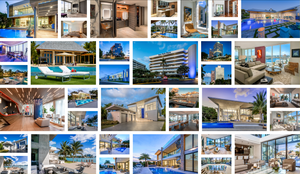 Revamped Website of Architectural Photography in Miami