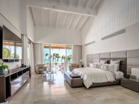 Villa Tartaruga Punta Cana. Architecture & Interior