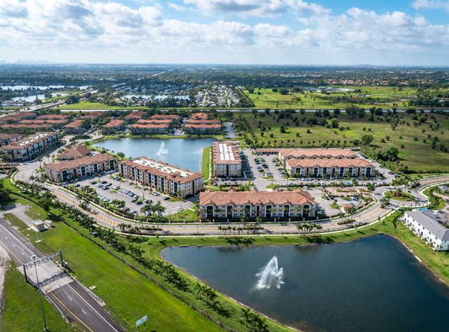 Client: Berkadia Real Estate Advisors
