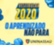 RE 063 UNINASSAU BANNER CIRCUITO 300X250