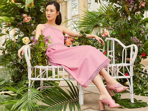Ted Baker Resposive Corporate Relations Site
