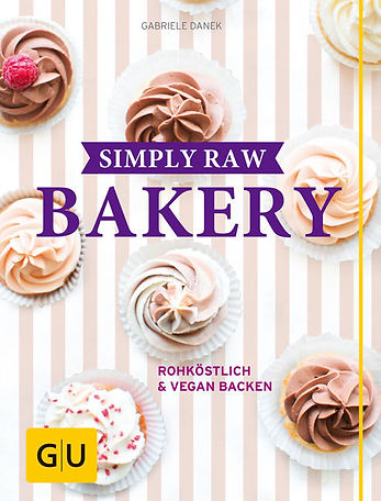 Kochbuch glutenfrei vegan Rohkost backen simply raw bakery