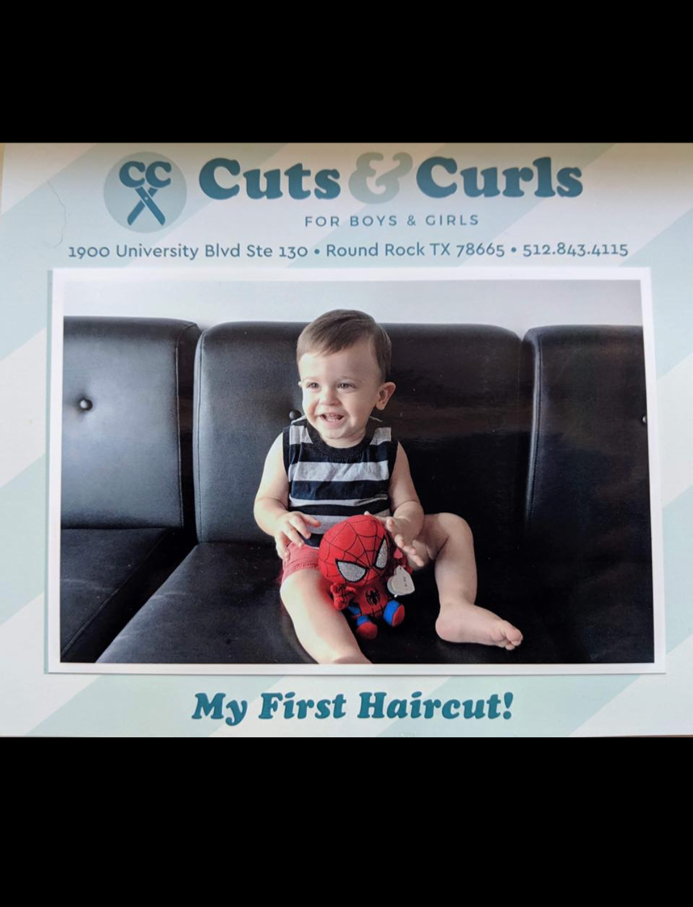 Baby's First Haircut Package