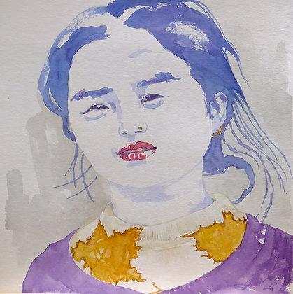 Mujeres de Nepal
