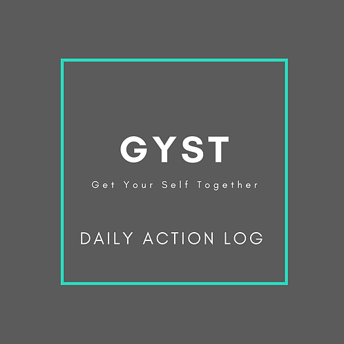 The GYST Action Logbook