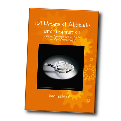 101 Doses of Attitude and Inspiration