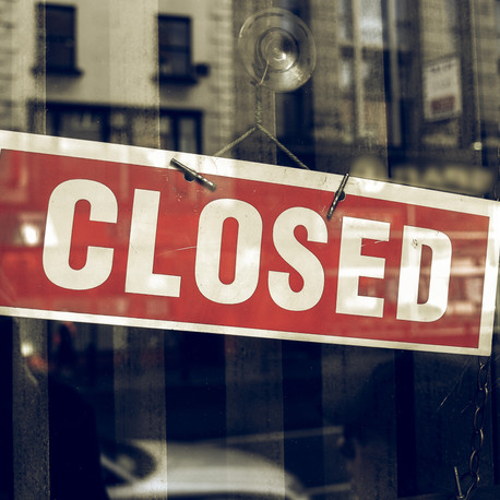 OUR OFFICE IS CLOSED