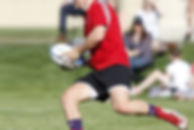 When playing rugby a mouthguard should be worn