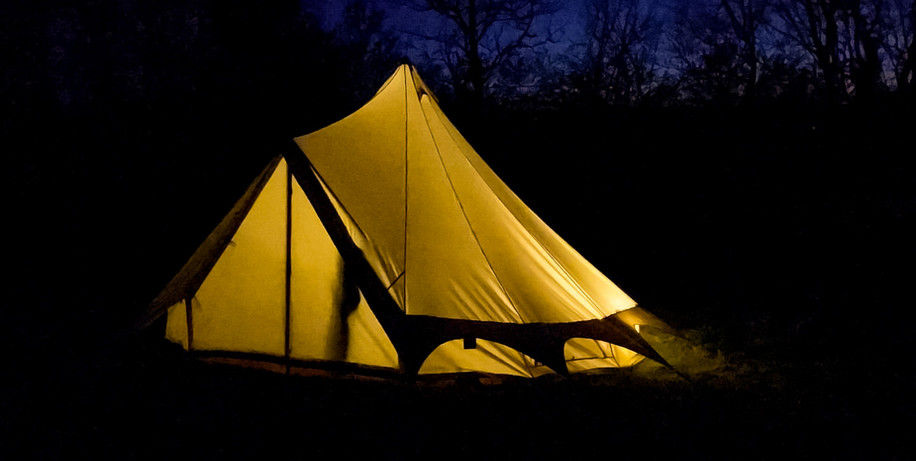 Bell Tent Night