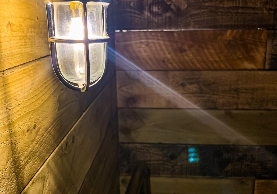Fisherman's Cabin Bed Light