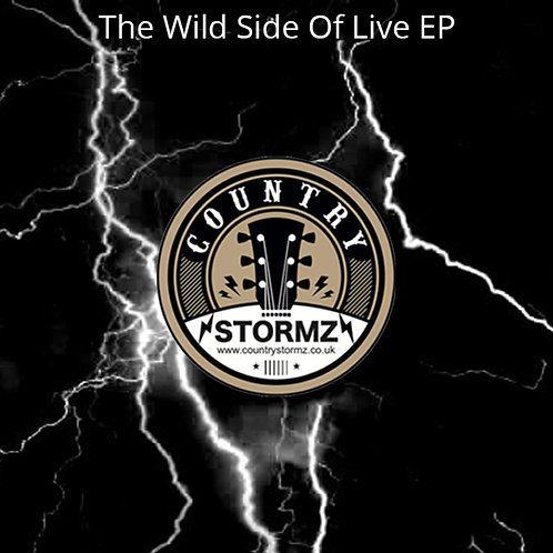 The Wild Side Of Live EP CD