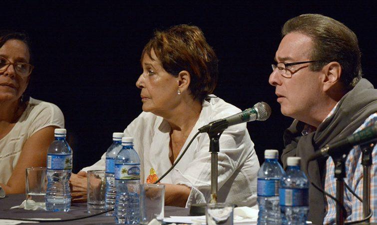AICA internacional table ronde Cuba