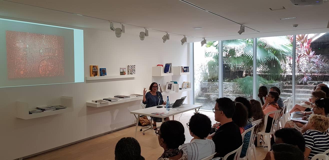 conférence Matilde dos Santos |RESET : mémoire, guérison et réenchantement du monde Fondation Cléme