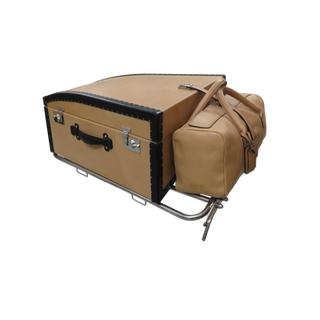 Set de bagage pour Morgan 3 Wheels.MP4
