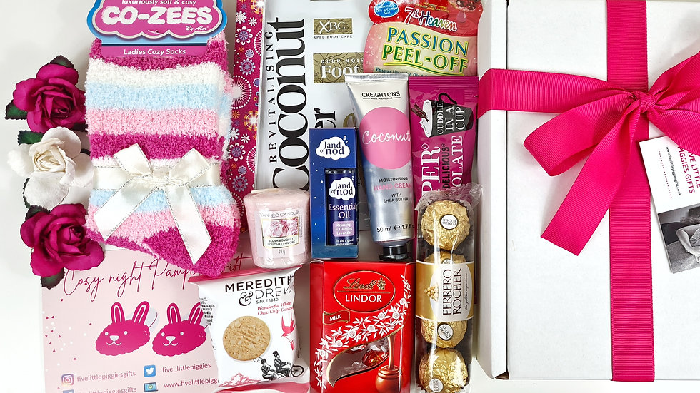 Large cosy night in gift box