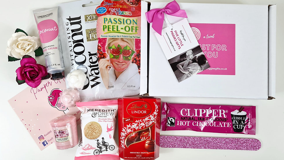 Original pamper gift box
